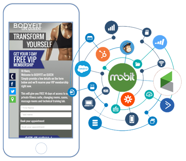 MOBIT : Interactive Text Message and SMS Marketing